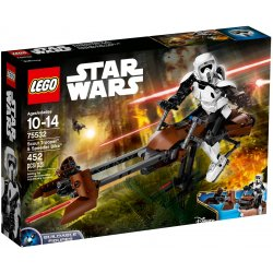 LEGO 75532 Scout Trooper & Speeder Bike