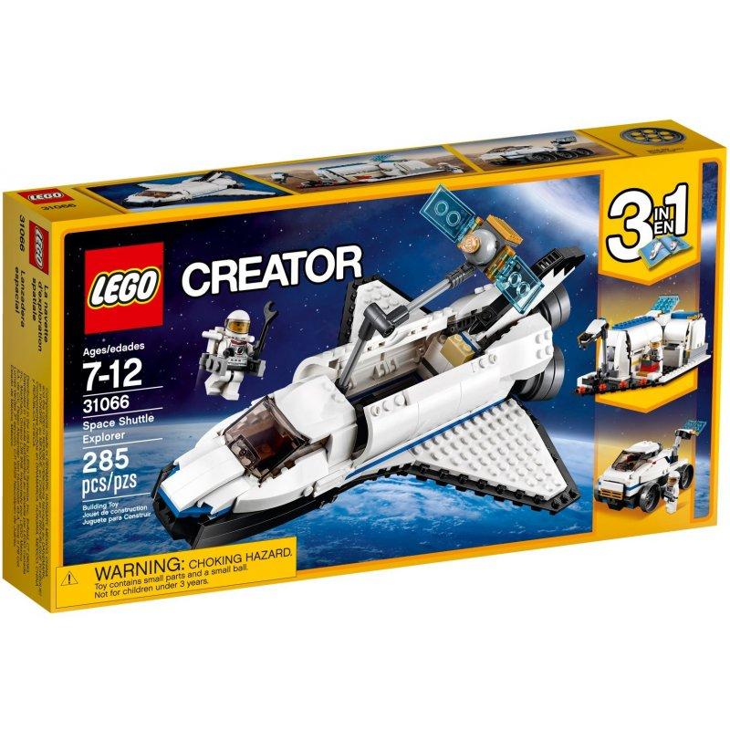 lego 31066 space shuttle explorer lego sets creator. Black Bedroom Furniture Sets. Home Design Ideas