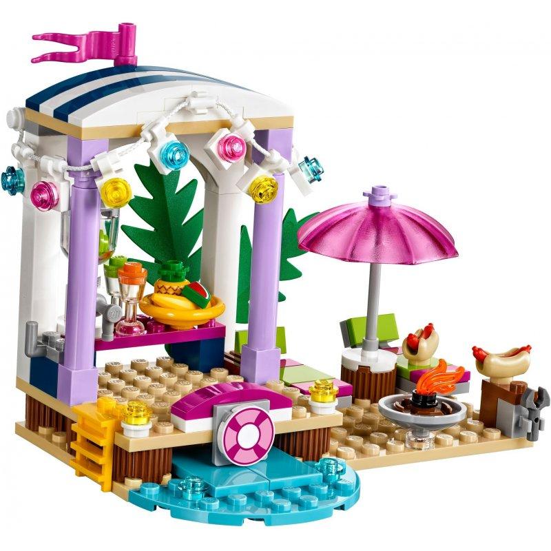 Lego Beach House Walmart: Lego 41316 Andrea's Speed Boat Transporter, LEGO® Sets