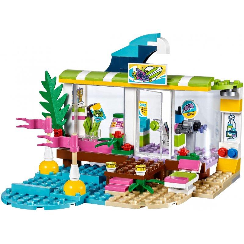 Lego 41315 Sklep Dla Surferów W Heartlake Klocki Lego Friends