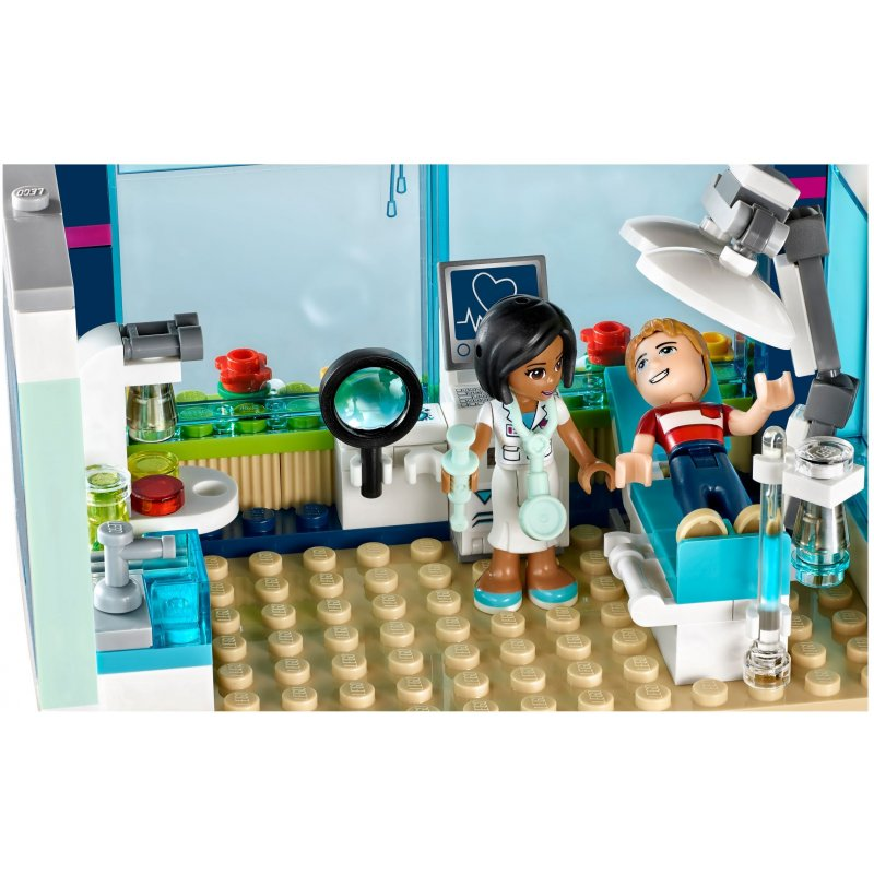 Lego 41318 Heartlake Hospital Lego Sets Friends Mojeklocki24