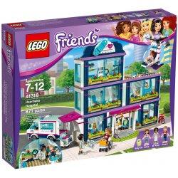 LEGO 41318 Heartlake Hospital