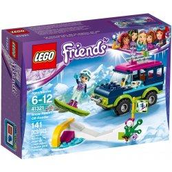 LEGO 41321 Snow Resort Off Road