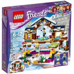 LEGO 41322 Lodowisko w zimowym kurorcie