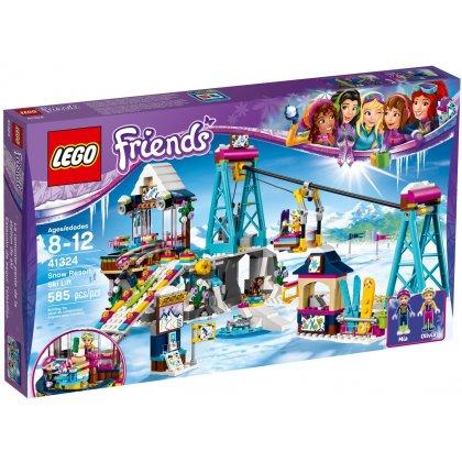 Lego 41324 Snow Resort Ski Lift Lego Sets Friends Mojeklocki24