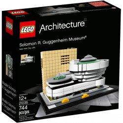 LEGO 21035 Muzeum Solomona R. Guggenheima