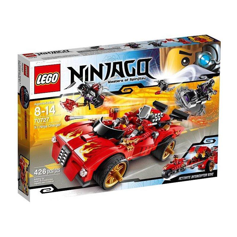 lego 70727 x 1 ninja charger lego sets ninjago mojeklocki24. Black Bedroom Furniture Sets. Home Design Ideas