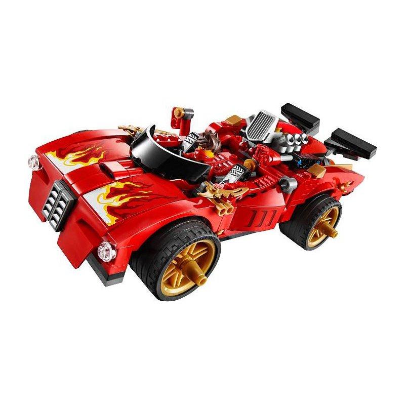 Lego 70727 X-1 Ninja Charger, LEGO® Sets Ninjago ...