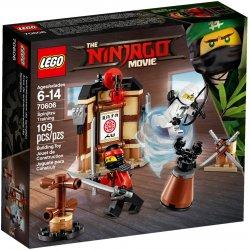 LEGO 70606 Szkolenie Spinjitzu