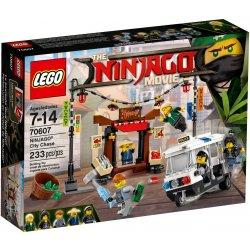 LEGO 70607 NINJAGO City Chase