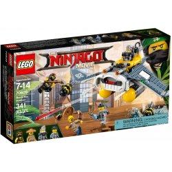 LEGO 70609 Bombowiec Manta Ray