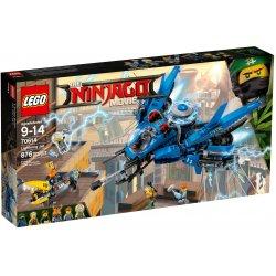 LEGO 70614 Odrzutowiec Błyskawica