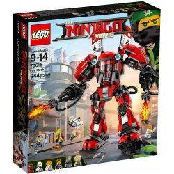 LEGO 70615 Ognisty robot