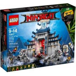 LEGO 70617 Świątynia broni ostatecznej