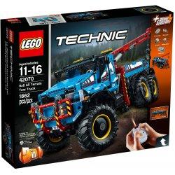LEGO 42070 Terenowy holownik 6x6