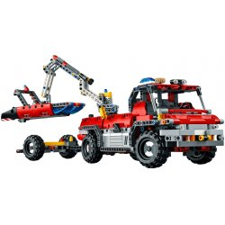 LEGO 42068 Airport Rescue Vehicle