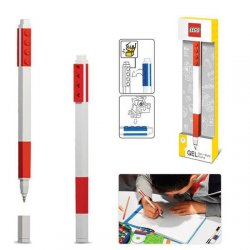 LEGO 51475 Długopis żelowy czerwony