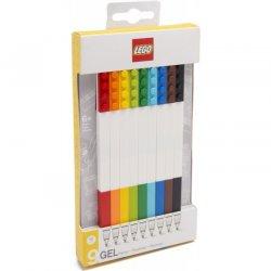 LEGO 51482 Długopisy żelowe 9 kolorów