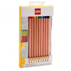 LEGO 51515 Kredki 9 kolorów