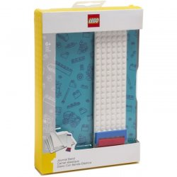 LEGO 51523 Blue notepad with LEGO plate