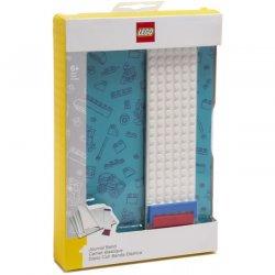 LEGO 51523 Notatnik niebieski z płytką LEGO