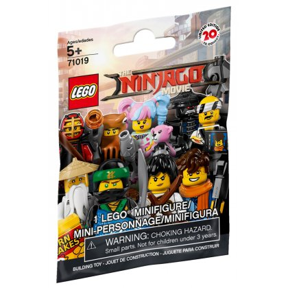 Lego 71019 Lego Minifigures The Lego Ninjago Movie Series Lego