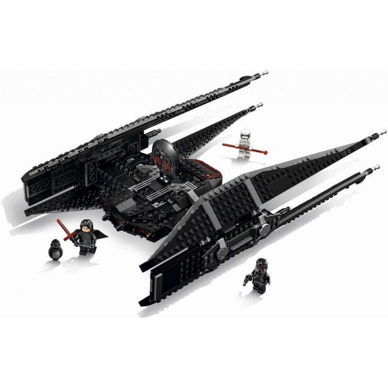 75179 – Kylo Ren's TIE Fighter™ - LEGO Star Wars Videos ...
