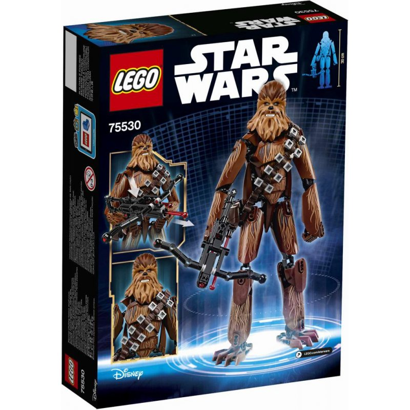 Lego Star Wars Buildable Figures Instructions