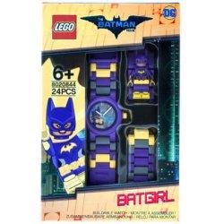 LEGO 8020844 Zegarek na rękę Batman z figurką Batgirl