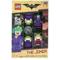 LEGO 8020851 Zegarek na rękę Batman z figurką Joker
