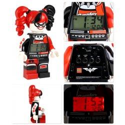 LEGO 9009310 Budzik Batman Harley Quinn