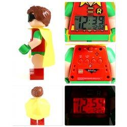 LEGO 9009358 Budzik Batman Robin