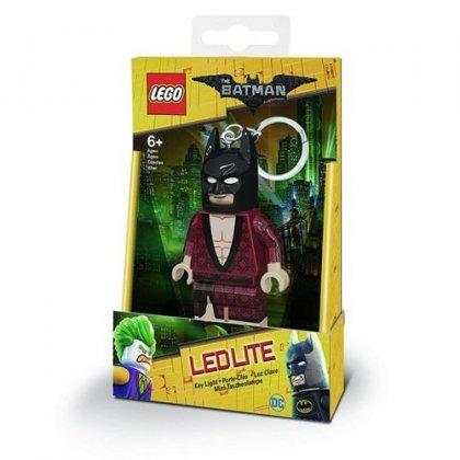 LEGO LGL-KE103K Brelok latarka Batman Kimono