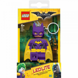 LEGO LGL-KE104 Pendant Flashlight Batgirl