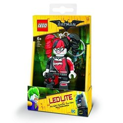 LEGO LGL-KE107 Pendant Flashlight Harley Quinn