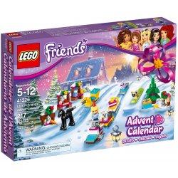 LEGO 41326 Kalendarz Adwentowy Friends 2017