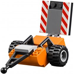LEGO 10750 Samochód robót drogowych