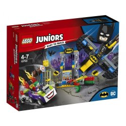 LEGO 10753 The Joker Batcave Attack