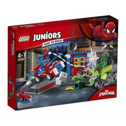 LEGO 10754 Spider- Man kontra Skorpion
