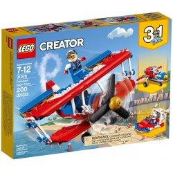 LEGO 31076 Samolot kaskaderski