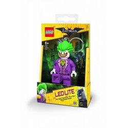 LEGO LGL-KE106 Brelok Latarka Joker