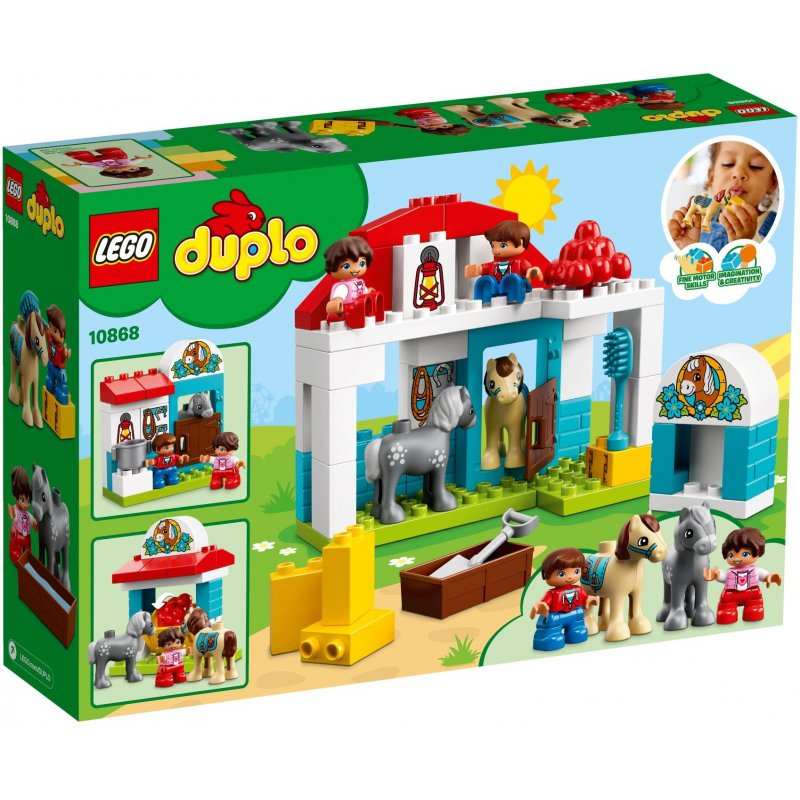 lego duplo farm instructions