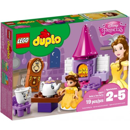 lego 10877 belle 39 s tea party lego sets duplo mojeklocki24. Black Bedroom Furniture Sets. Home Design Ideas