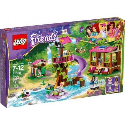Lego 41038 Jungle Rescue Base Lego Sets Friends Mojeklocki24