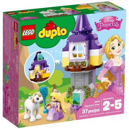 lego 10878 rapunzel 39 s tower lego sets duplo mojeklocki24. Black Bedroom Furniture Sets. Home Design Ideas