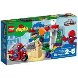 LEGO DUPLO 10876 Przygody Spider- Mana i Hulka