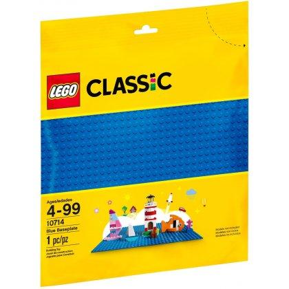 LEGO 10714 Niebieska płytka konstrukcyjna