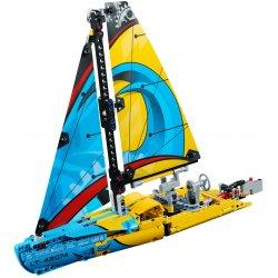 LEGO 42074 Jacht wyścigowy