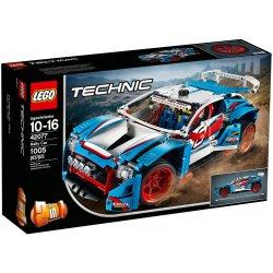 LEGO 42077 Niebieska wyścigówka