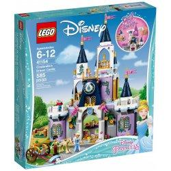 LEGO 41154 Wymarzony zamek Kopciuszka